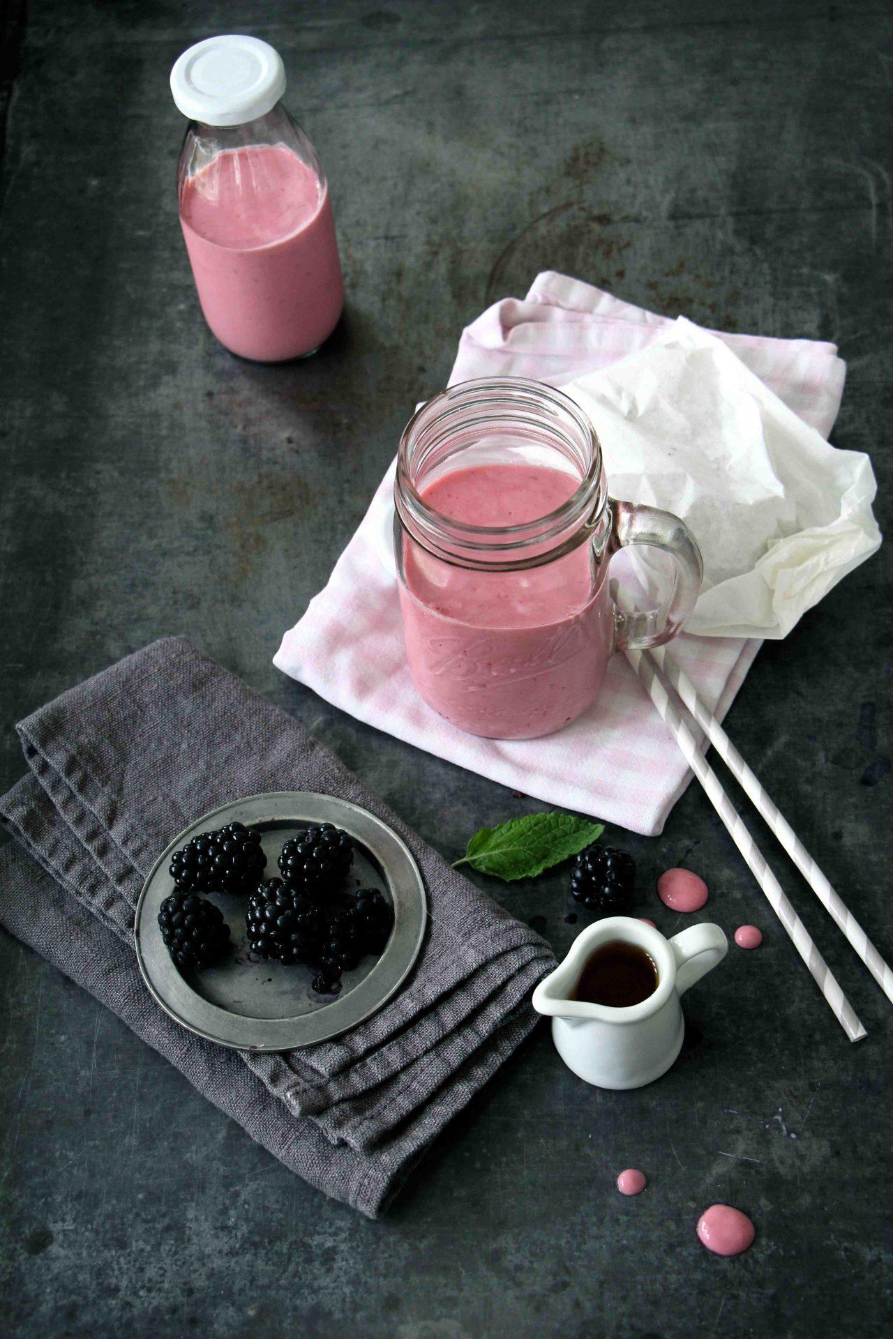 Smoothie Rezept zum Frühstück
