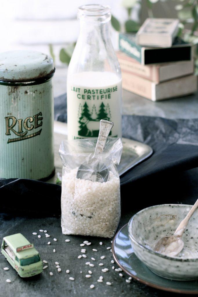 Milchreis Grundrezept