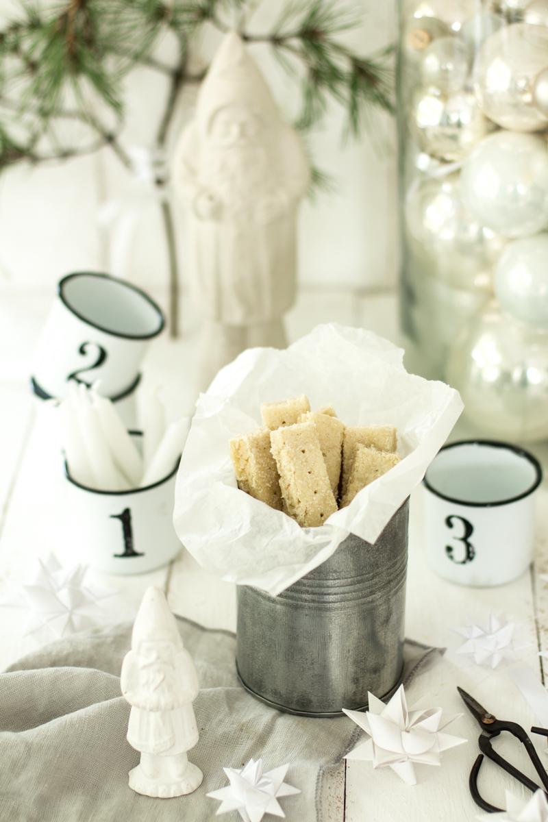 Very british - Shortbread schmeckt nicht nur zum Adventskaffee