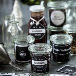 Zwiebelconfit: Geschenkanhänger zum Ausdrucken