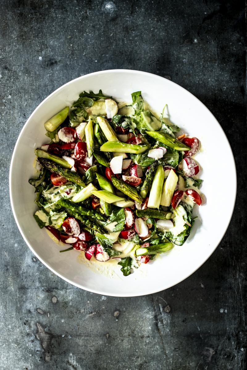 Salatdressing mit Senf: einfach und schnell gemacht. Hier geht's zum Rezept #Rezept # Salatdressing #Senf #einfach #schnell