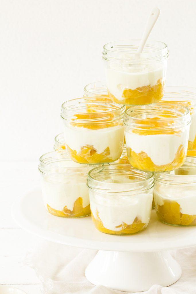 Solero-Dessert: Like ice in the sunshine