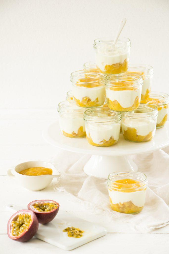 Like ice in the sunshine: Solero Dessert