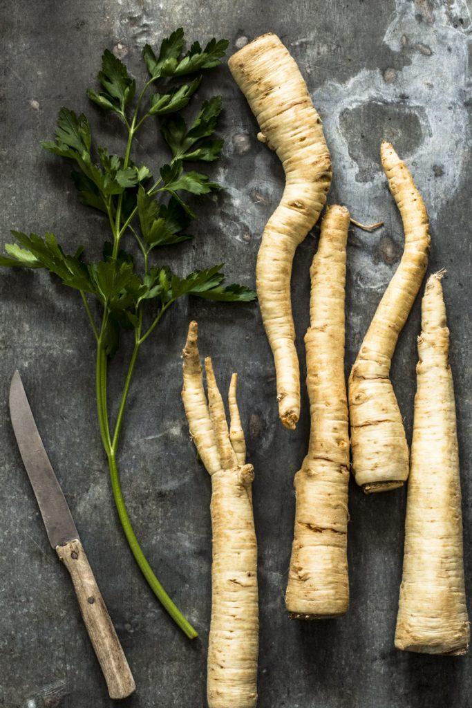 Petersilienwurzelsuppe: einfach, lecker, günstig und gesund | Dee's Küche