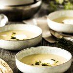 Petersilienwurzelsuppe: einfach, saisonal und lecker | Dee's Küche