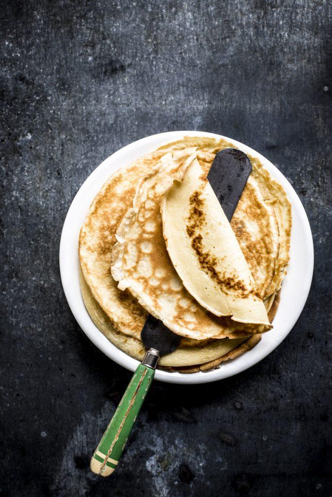 Pfannkuchen ganz einfach selber machen #pfannkuchen #eierpfannkuchen#rezepte #eier #einfach #hausmannkost