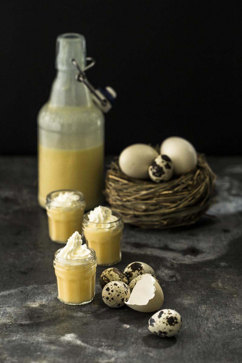 Eierlikör Mit Sahne Und Wodka Dees Küche Einfache Rezepte