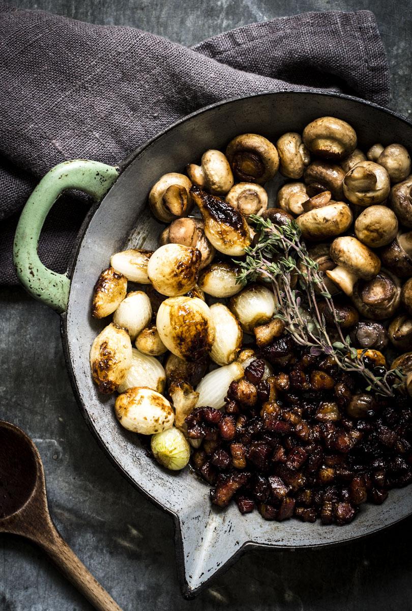 Coq au Vin | Dee's Küche