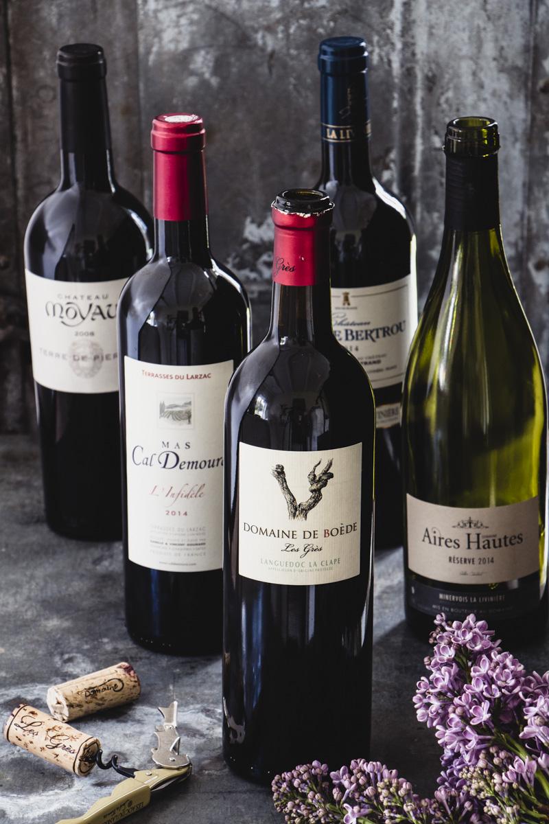 Weine aus dem Languedoc