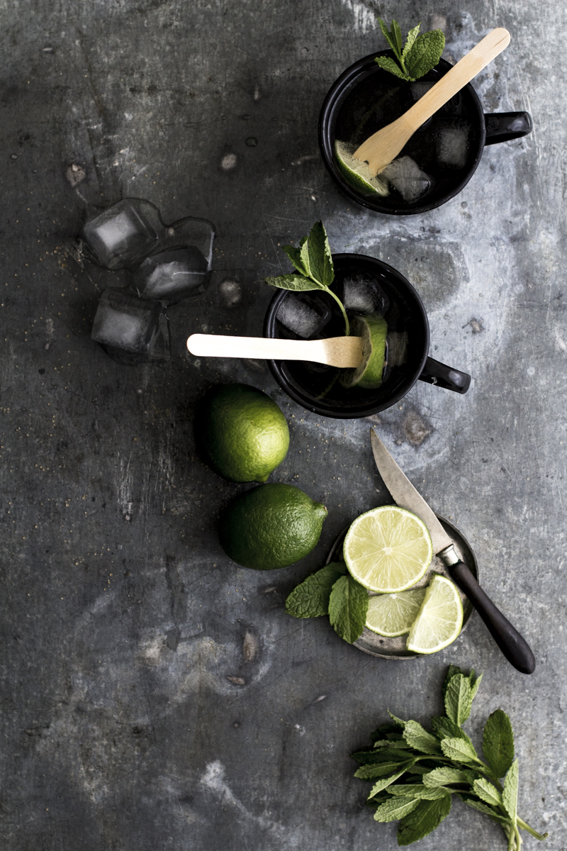 Sommerdrink: Mojito Languedoc Style | Dee's Küche