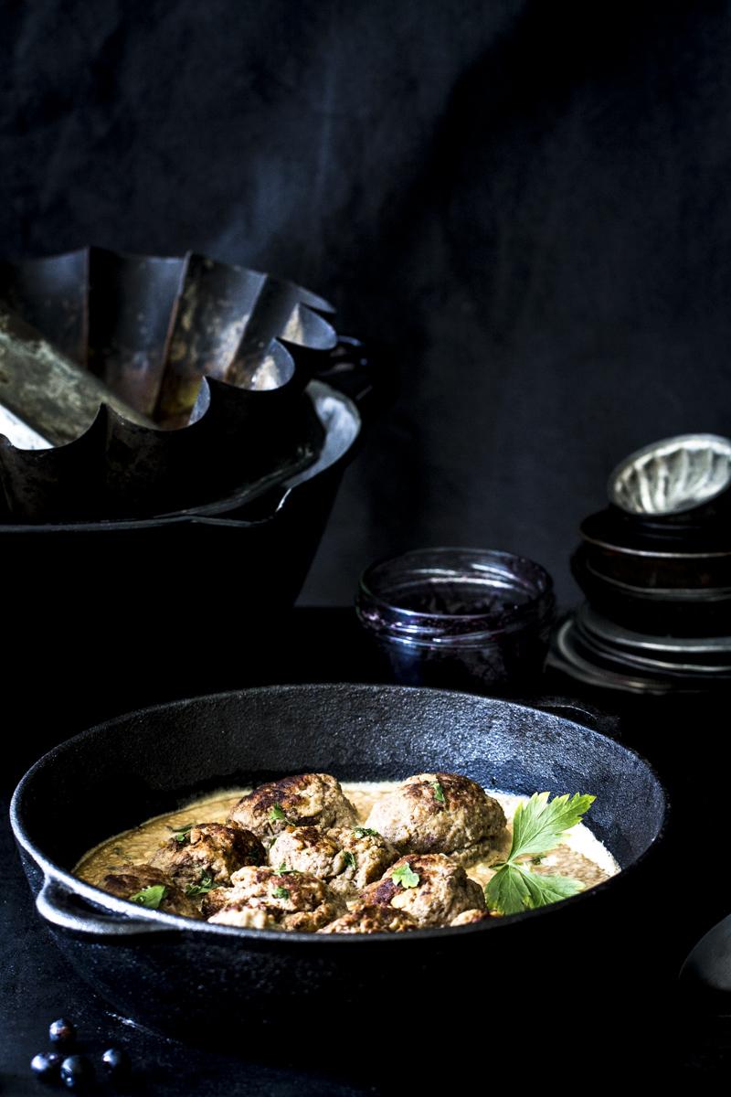schwedische Köttbullar: einfach lecker