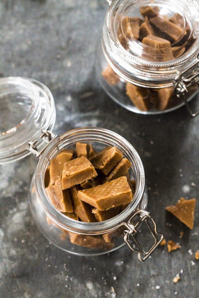 Karamellbonbons ganz einfach selber machen