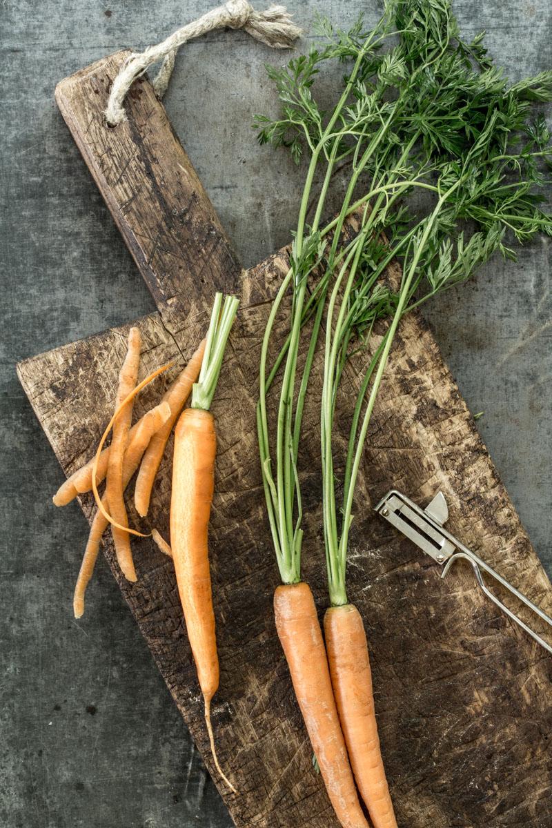 Gemüsefond selber einkochen - so einfach geht's