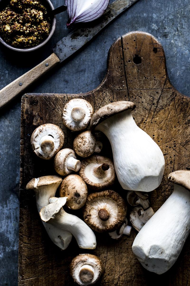 Hähnchen in Senfsauce aus Jamies 5 Zutaten Kochbuch - so einfach, so lecker!