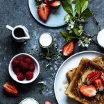Klassiker Arme Ritter: einfaches und günstiges Gericht zum Frühstück oder Monatsende: #frenchtoast #pain perdu #torrijas #wentelteefje #armeritter #scheiterhaufen #rezept # armeritterauflauf