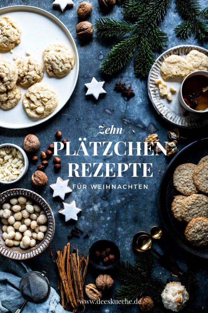 Weihnachtsplätzchen - meine Top 10 #weihnachtsplätzchen #backen #kekse #weihnachtskekse #weihnachtsbäckerei #plätzchenrezepte #rezept