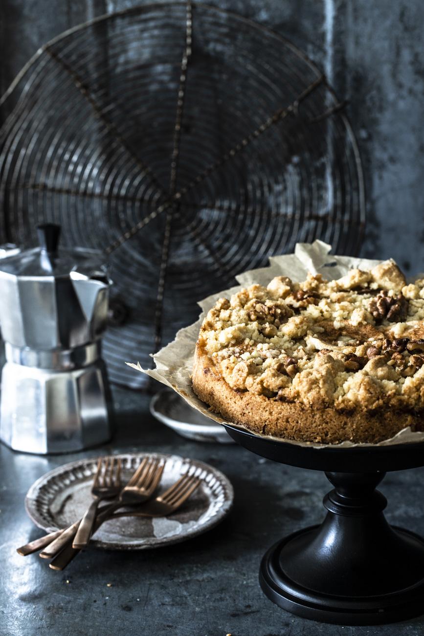 Einfacher Apfelstreuselkuchen mit Zimt - Omas gelingsicheres Rezept #omas #gelingsicher #rezept #backen #einfach #saftig #blech #zimt #streuselkuchen #apfelkuchen #apfelstreuselkuchen