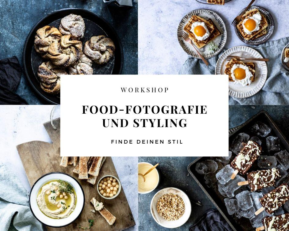 Food-Fotografie und Styling Workshop