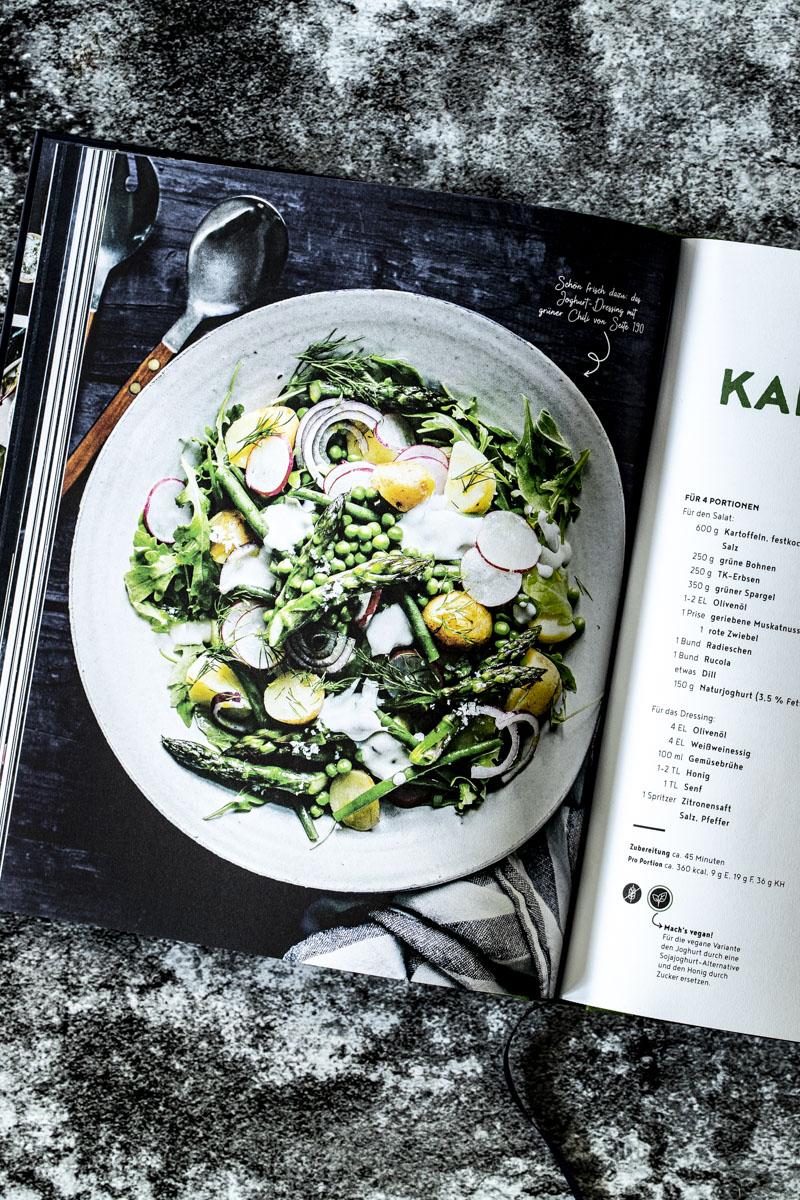 Vegetarisch Kochen-das Buch