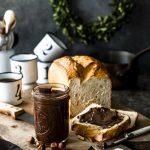 Schoko-Haselnusscreme selber machen #haselnusscreme schikocreme #nussnougatcreme #frühstück #einfach #rezept #nutella