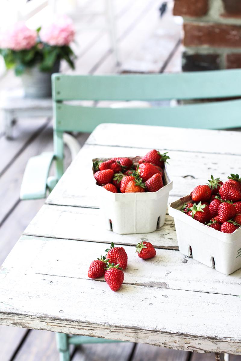 Erdbeermarmelade kochen - so einfach geht's