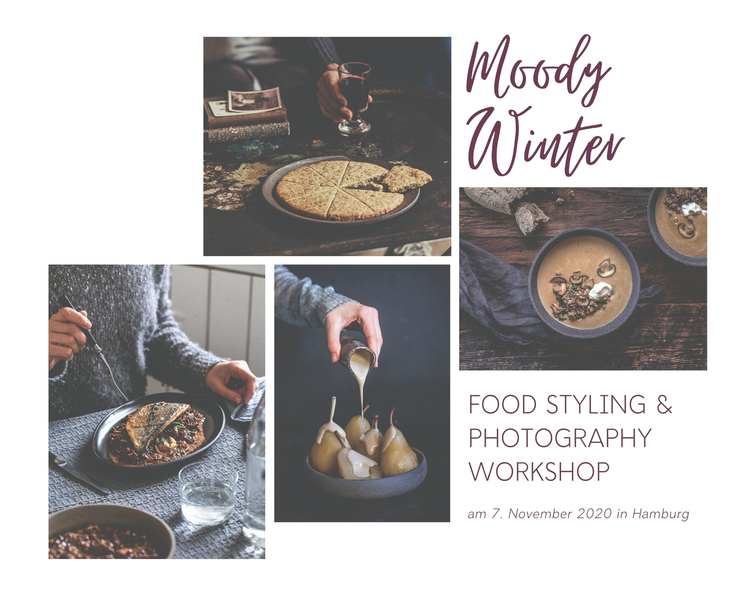 Foodfotografie- und Styling-Workshop in Hamburg