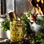 Gemüsesepaste selber machen - eine schnelle Alternative für den fertigen Brühwürfel und eine prima Resteverwertung für übrig gebliebenes Gemüse #Resteverwertung #nachhaltig #rezepte #gemüsepaste #vegetarisch #vegan #einfacherezepte
